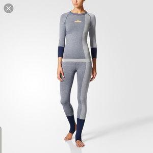 Adidas by Stella McCartney Seamless Top & Leggings